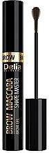 Parfumuri și produse cosmetice Rimel pentru sprâncene - Delia Shape Master Eyebrow Mascara