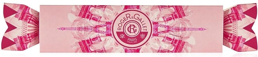 Cremă parfumată pentru mâini și unghii - Roger & Gallet Rose Hand & Nail Cream — Imagine N2