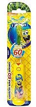 Parfumuri și produse cosmetice Periuță de dinți cu cronometru pentru copii - VitalCare Sponge Bob Toothbrush