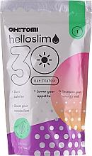 Parfumuri și produse cosmetice Suplimente nutritive - Oh!Tomi Hello Slim Day Teatox
