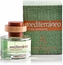 Mediterraneo Antonio Banderas - Apă de toaletă — Imagine N1