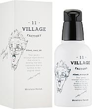 Parfumuri și produse cosmetice Ser pentru față - Village 11 Factory Moisture Serum