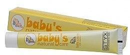 Parfumuri și produse cosmetice Cremă pentru copii - Styx Naturcosmetic Baby's Natural Care