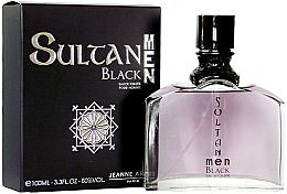 Parfumuri și produse cosmetice Jeanne Arthes Sultan Black - Apă de toaletă