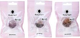 Parfumuri și produse cosmetice Set de strasuri pentru unghii, 6 buc - Deni Carte