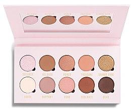 Parfumuri și produse cosmetice Paletă farduri de ochi - Makeup Obsession Be In Love With Eyeshadow Palette