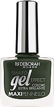 Parfumuri și produse cosmetice Lac de unghii - Deborah Gel Effect Nail Enamel