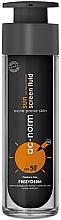 Parfumuri și produse cosmetice Fluid pentru față - Frezyderm Ac-Norm Active Sun Screen Fluid Spf50+