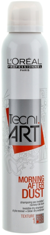 Șampon uscat pentru volum dublu - L'Oreal Professionnel Tecni.art Fresh Dust Shampooing — Imagine N3