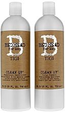 Parfumuri și produse cosmetice Set - Tigi Bed Head Clean Up (sh/750ml + cond/750ml)