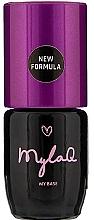 Parfumuri și produse cosmetice Bază pentru gel-lac - MylaQ My Base