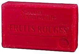 "Parfumuri și produse cosmetice Săpun natural ""Fructe roșii"" - Le Chatelard 1802 Red Fruit Soap"