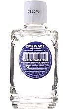 Parfumuri și produse cosmetice Soluție cu vitamina E și provitamina B5 pentru îndepărtarea ojei - Darchem