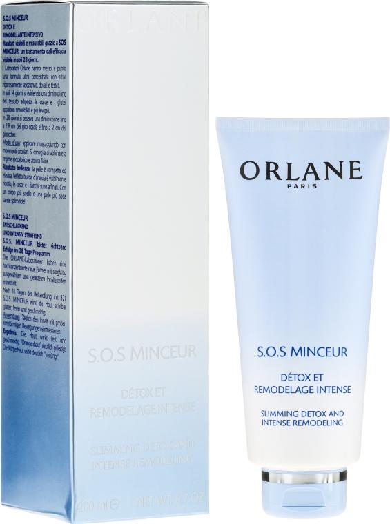 Loțiune anticelulitică - Orlane S.O.S. Minceur Slimming Detox and Intense Remodeling — Imagine N1