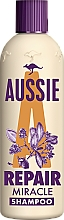 Parfumuri și produse cosmetice Șampon pentru părul deteriorat - Aussie Repair Miracle