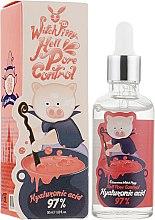Parfumuri și produse cosmetice Ser facial cu acid hialuronic 97% - Elizavecca Face Care Hell-Pore Control Hyaluronic Acid 97%