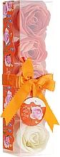 """Parfumuri și produse cosmetice Confetti pentru baie """"Potocală"""", 5 buc. - Spa Moments Bath Confetti Orange"""