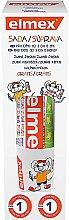 Parfumuri și produse cosmetice Set pentru copii - Elmex Kids (t/paste/50ml + cup/1pc)