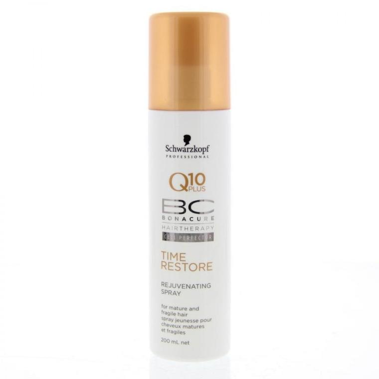 Spray pentru păr - Schwarzkopf Professional Bonacure Rejuvenating Spray Q10 Plus — Imagine N1