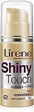 Parfumuri și produse cosmetice Fond de ten - Lirene Shiny Touch Illuminating Fluid
