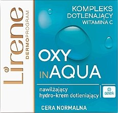 Parfumuri și produse cosmetice Cremă de zi pentru față - Lirene Dermo Program Oxy In Aqua Vitamin C