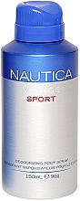 Parfumuri și produse cosmetice Nautica Nautica Voyage Sport - Deodorant