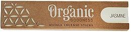 Parfumuri și produse cosmetice Bețișoare aromatice - Song Of India Organic Goodness Jasmine