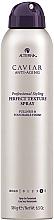 Parfumuri și produse cosmetice Spray uscat pentru volumul părului - Alterna Caviar Anti-Aging Perfect Texture Finishing Spray