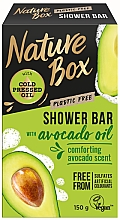 Parfumuri și produse cosmetice Săpun solid natural - Nature Box Avocado Oil Shower Bar