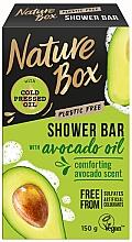 Parfumuri și produse cosmetice Săpun solid natural - Nature Box Avocado Oil Shower Bar