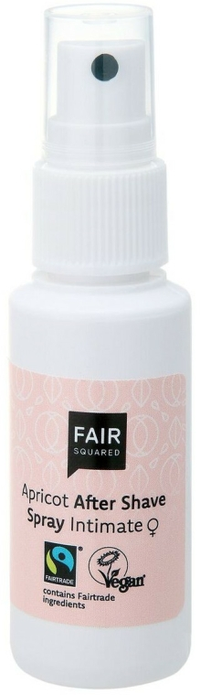 Spray după ras - Fair Squared Apricot Intimate After Shave Spray — Imagine N1