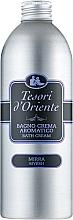 Parfumuri și produse cosmetice Tesori d`Oriente Mirra - Spumă de baie