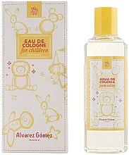 Parfumuri și produse cosmetice Alvarez Gomez Eau De Cologne For Children - Apă de colonie