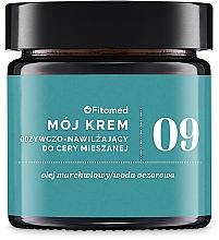 Parfumuri și produse cosmetice Cremă hidratantă pentru piele combinată - Fitomed Face Cream №9