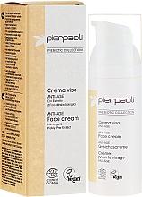 Parfumuri și produse cosmetice Cremă antirid pentru față - Pierpaoli Prebiotic Collection Anti-Age Face Cream