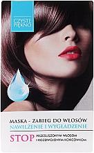 Parfumuri și produse cosmetice Mască de păr hidratantă cu efect de netezire - Czyste Piękno