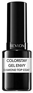 Gel de unghii pentru acoperirea superioară, fixare de lungă durată - Revlon Colorstay Gel Envy Diamond Top Coat — Imagine N1