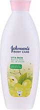 Parfumuri și produse cosmetice Gel revitalizant de duș - Johnson's Body Care Vita-Rich Revitalising Shower Gel