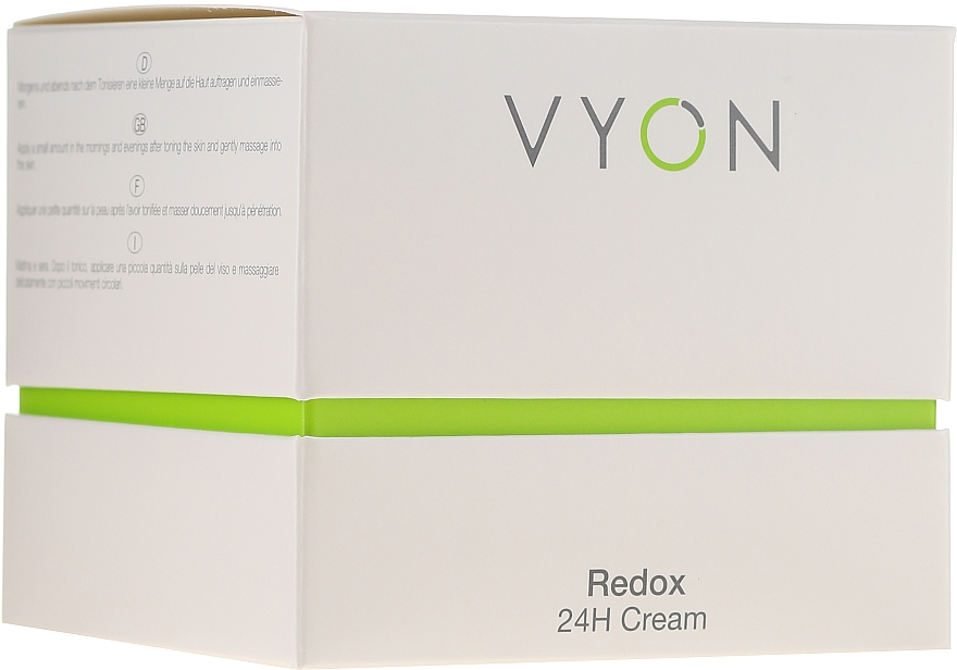 Cremă de față 24H - Vyon Redox 24H Cream — Imagine N2