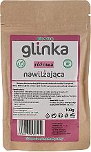 Parfumuri și produse cosmetice Argilă roz hidratantă pentru față - Natural Home Spa