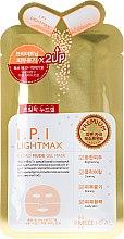 Parfumuri și produse cosmetice Mască pentru față cu hydrogel - Mediheal I.P.I Lightmax Hydro Nude Gel Mask