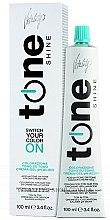 Parfumuri și produse cosmetice Vopsea cremă de păr, fără amoniac - Vitality's Tone Shine