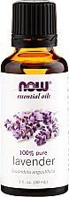 """Parfumuri și produse cosmetice Ulei esențial """"Lavandă"""" - Now Foods Lavender Essential Oils"""