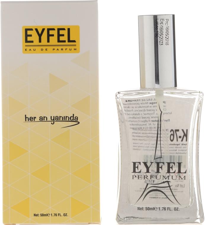Eyfel Perfume K-76 - Apă de parfum