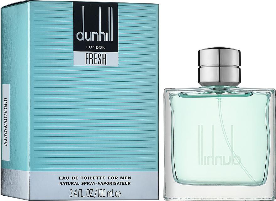 Alfred Dunhill Dunhill Fresh - Apă de toaletă — Imagine N2