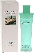 Parfumuri și produse cosmetice Toner pe bază de apă pentru tenul gras și mixt - Canaan Minerals & Herbs Toning Water Normal to Oily Skin