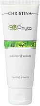Parfumuri și produse cosmetice Cremă de echilibrare - Christina Bio Phyto Balancing Cream