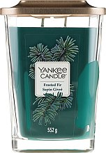 Lumânare aromată - Yankee Candle Elevation Frosted Fir — Imagine N1