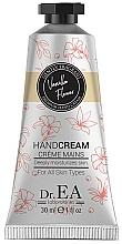 Parfumuri și produse cosmetice Cremă hidratantă de mâini - Dr.EA Vanilla Flower Hand Cream