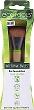 Parfumuri și produse cosmetice Pensule înlocuibile pentru machiaj - EcoTools Flat Foundation Interchangeable